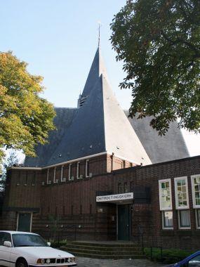 kerk bergen op zoom